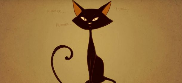 Un cartone animato per comprendere il linguaggio dei gatti for Il linguaggio dei gatti