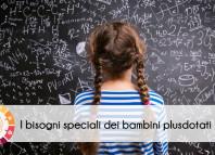 bisogni speciali bambini plusdotati