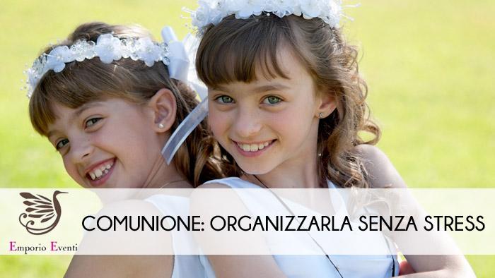 idee organizzazione comunione