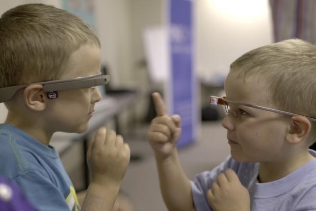 Autismo e Google Glass