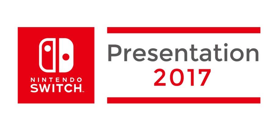 Nintendo Switch Presentazione 13012017