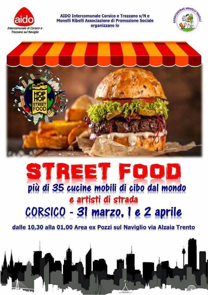 Corsico Street Food